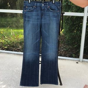7 For All Mankind Jeans - sz 28